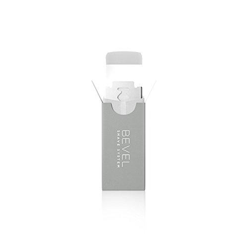 Bevel Razor Blades - 20 Refills