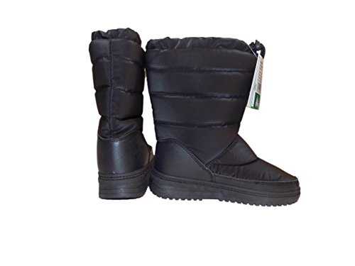 Itasca MAMMOTH Black Womens Outdoor Snow Boots Black 27WXS9wl2W