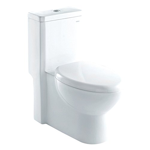 Ariel Royal CO1037 Dual Flush One Piece Toilet by Ariel Bath