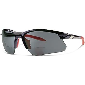 Amazon.com: SL2 Pro Polarized Bifocal Reading Sunglasses | Wrap ...