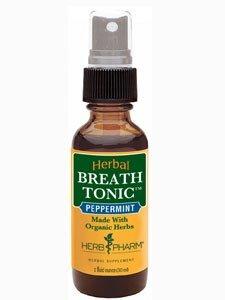 Herb Pharm Breath Tonic .50 oz ( Multi-Pack)