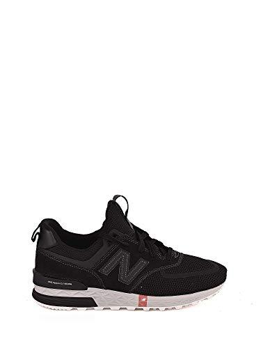 Sport Balance Sneaker Nero 574 New Uomo ZUwxxR 39283e20ce2