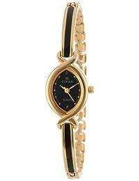 Titan Women's 2251YM02 Raga Jewelry Inspired Gold-Tone Watch
