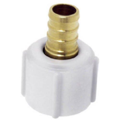 SHARKBITE/CASH ACME LFP-719 3/4' Lead Free Brass Barb Insert x 3/4' Female Pipe Thread Swivel Standard Plumbing Supply