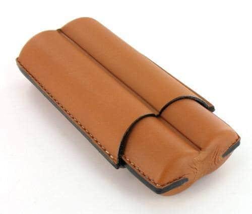 None robusto havane leather 2 cigars (Robusto Leather)