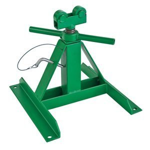 Greenlee 687 Screw-Type Reel Stand 13 - 28 (1 Stand Only) by - Stand Reel Screw Type