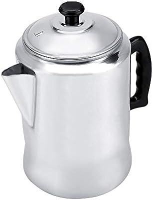 Asixx cafetera, Tetera, Caldera del té del percolador del pote del ...