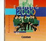 English G 2000, Ausgabe B, Zu Band 1 1 CD-Audio zum Schülerbuch (Kurzfassung)
