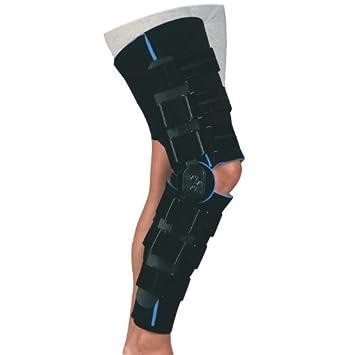 deecd42968 Amazon.com: DonJoy Competitor Post-Op Knee Brace (Short): Health ...