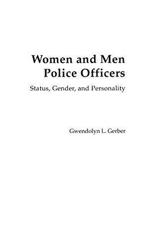 Women and Men Police Officers: Status, Gender, and Personality