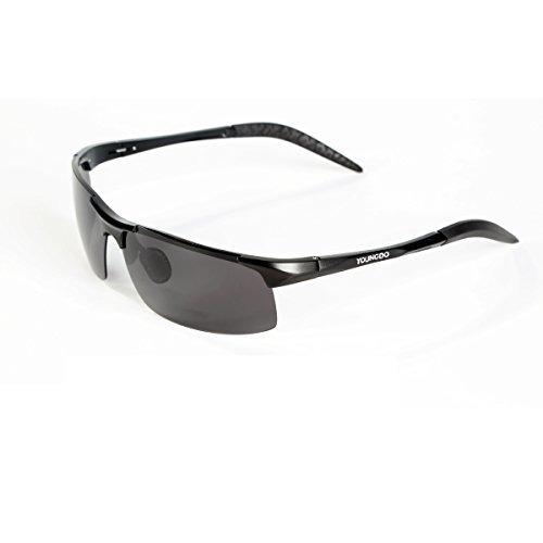 Youngdo Sunglasses for Men, Polarized Glasses UV400 for Driving Fishing - Commerce E Sunglasses