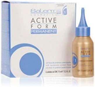 Permanente sin amoniaco cabello castigado Active Form 75ml ...