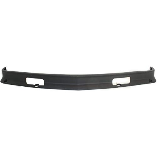 - New Front Lower Valance Air Deflector For 1988-2002 GMC Fullsize C/K Pickup Primed, Without Tow Hook Holes GM1090105