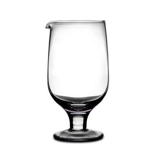 (Cocktail Kingdom Extra Large Stemmed Mixing Glass 25 oz (750ml))