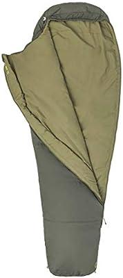 Ultraligero Hombres Marmot Nanowave 45 Saco de Dormir Mummy para Acampar y Trekking de Verano