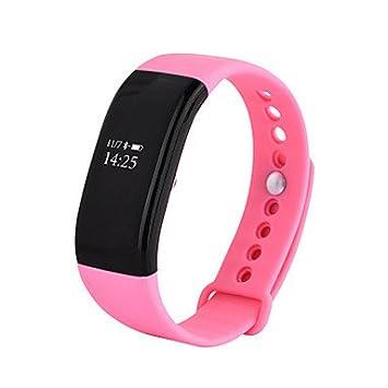 Bellos Relojes, reloj inteligente para mujer Fashion reloj Digital resistente al agua/a prueba