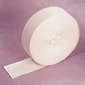 "Rolyan Extra Soft Stockinette, 100% Cotton, 4"" Wide x 25 ..."