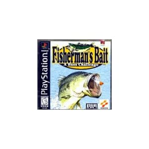 Fisherman's Bait: A Bass Challenge (PS1)