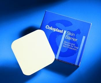 Coloplast Skin Barrier Protective Sheets 6 x 6