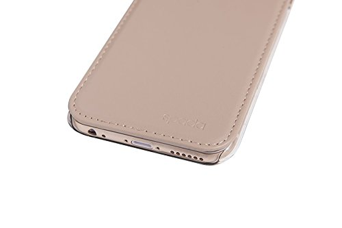 Spada 24738 Urban Booklet Coque de protection pour Apple iPhone 6/6S Cappuccino Beige