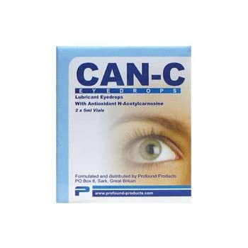 Can-C Eye Drops 5 Milliliter Liquid