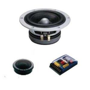 Kca05 Ciare Kit Hi Fi Car Auto Altoparlante 160 Watt Impianto Audio