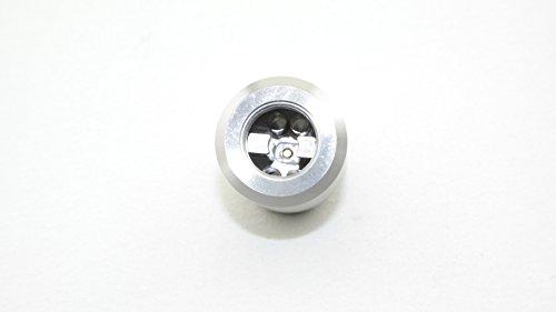 Original GeekVape Tsunami RDA Atomizer (Silber)