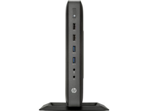 HP T620 HP Thin Pro Flexible Client G6F23AA#ABA, AMD GX-217GA 1.65 GHZ Dual Core, 8GB SSD, 4GB DDR3L, HD 8280E. Gigabit Ethernet by Hewlett-Packard