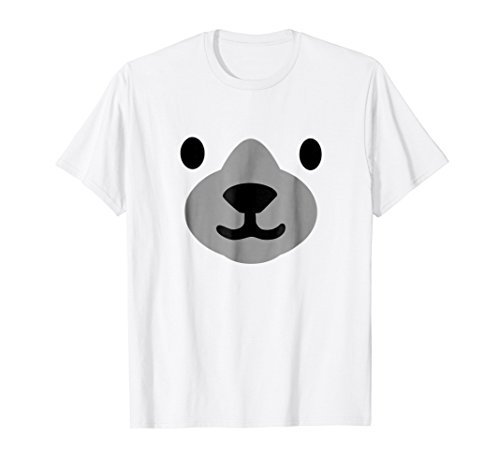 (Polar Bear Halloween Costume Shirt Funny Adults)