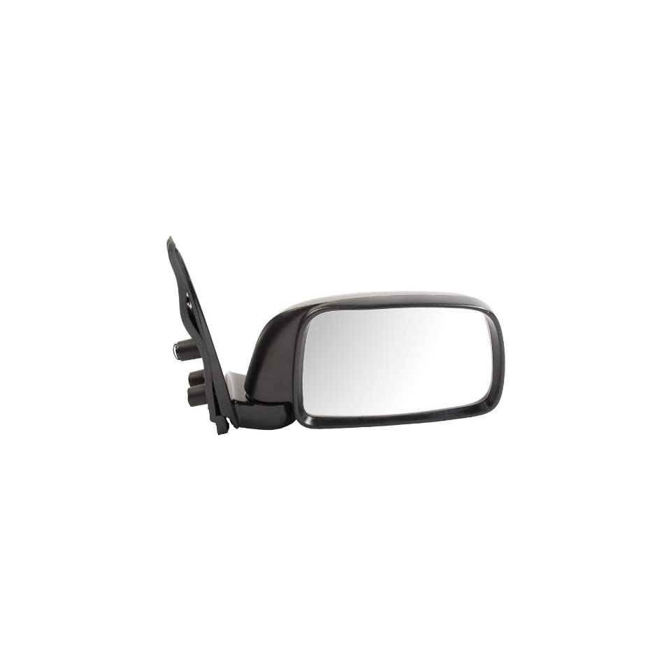 OE Replacement Toyota Tacoma Passenger Side Mirror Outside Rear View (Partslink Number TO1321116)