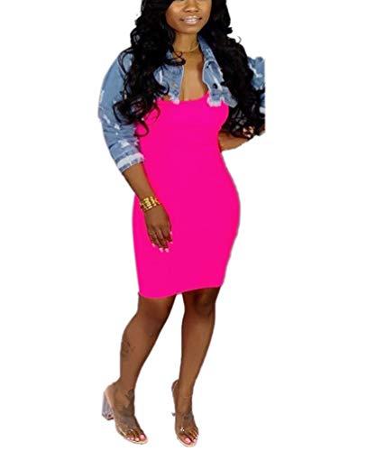 Fastkoala Women Fashion Denim Jackets - Long Sleeve Sunscreen Short Crop Irregular Hole Jeans Coat Shawl