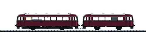 HO Class 95.9 Railbus & VB 140 Trailer with Sound & DCC - Trix 22995