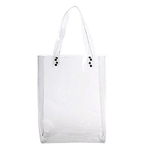Clear Pvc Shopper Bag - 5