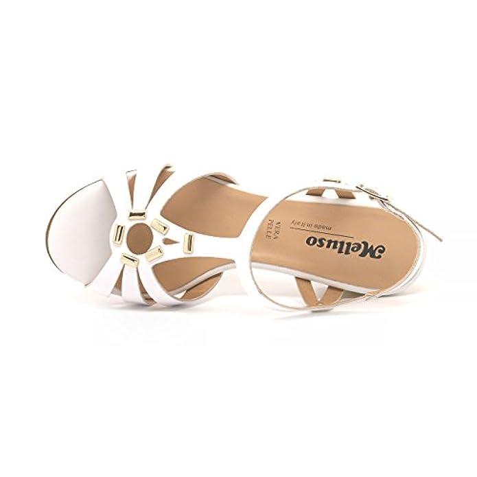 Scarpe E Borse Da Donna Sandali Melluso Sandalo Con Applicazioni