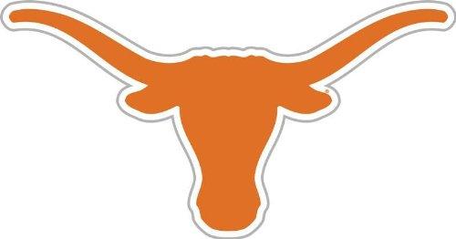 Fremont Die NCAA Texas Longhorns 12-Inch Magnet