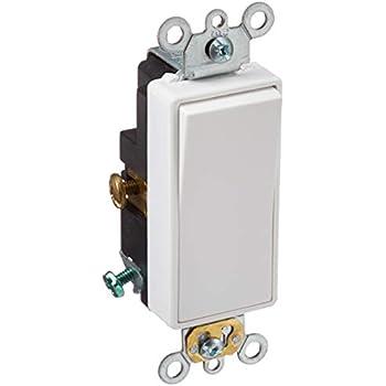 Leviton 5627-W double decora switch