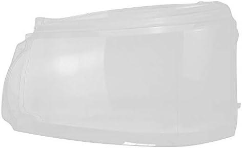 Moligh doll Paraurti Anteriore Sinistro Sinistro Faro Paralume Trasparente Coperchio per Range Rover Sport 2010-2012