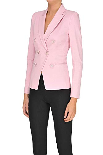 Pinko Rosa Blazer Algodon Mcglcsg000005045e Mujer HOqHTPxSUw