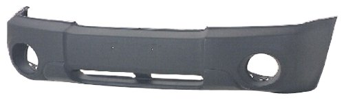 OE Replacement Subaru Forester Front Bumper Cover (Partslink Number SU1000142)