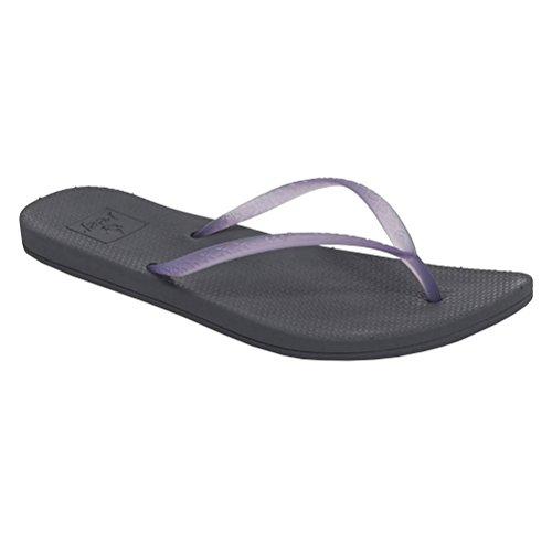 Lux Flip Flop Viola Ardesia Donne Delle Di Barriera Fuga 5qwnq6OrH