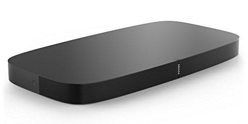 SONOS PLAYBASE Wireless Home Cinema Sound Base, Black