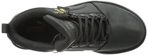 Adulte Gtx Boot Noir Puma puma Black hauteur 02 Tatau Non Bottes Mixte Mi puma Doublées Schwarz Black Fur UqHftwHv