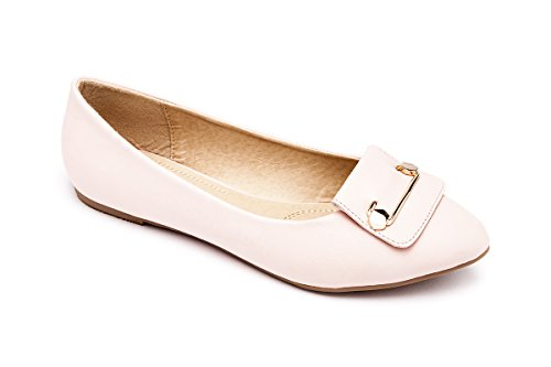 machi-womens-milki-3-pink-pu-ballerina-safety-pin-embellished-flat-85