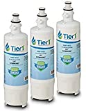 Successful_ShoP Fits LG LT700P Kenmore 46-9690 ADQ36006101 - Comparable Water Filter 3 Pack