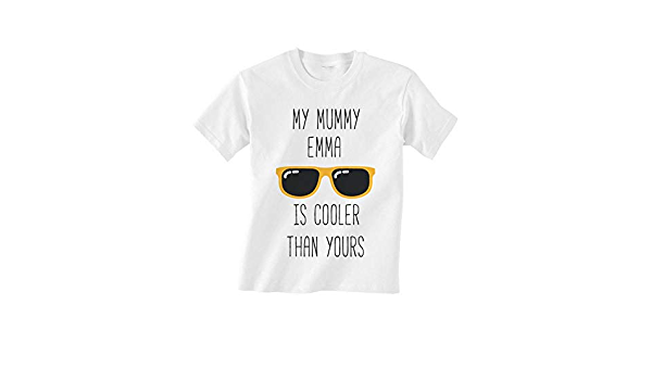 Shatel Clothing - Camiseta para bebé con Texto en inglés My ...