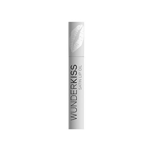 WUNDER2 WUNDERKISS Satin Lip Oil - Anti Aging Lip Treatment for Moisturized Lips