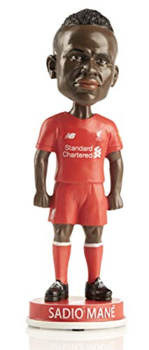 Anfield Shop Liverpool FC Mane Bobblehead - Authentic, Licensed Product - Full Color - #19 - LFC Home Uniform - Great Collectors ()