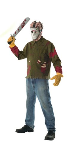 Rubie's Costume Co. Friday The 13th Jason Voorhees Kit, Multicolored, One Size ()