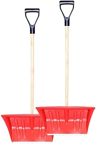 Karin 2x Snow Shovel Leaf collector Gardening Tool