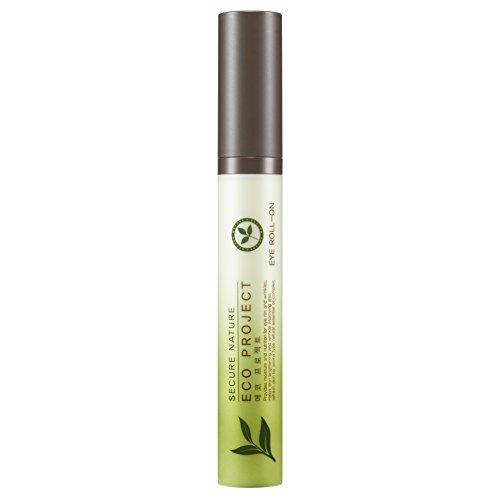 snk cosmetics Secure Nature Eye Roll- Natural Intensive Skin Care, 15ml
